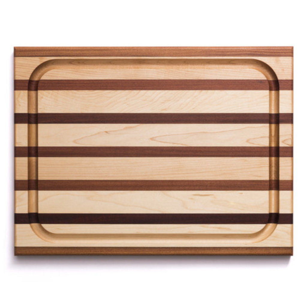 Soundview Millworks Soundview Millworks Small Carving Board Multistripe