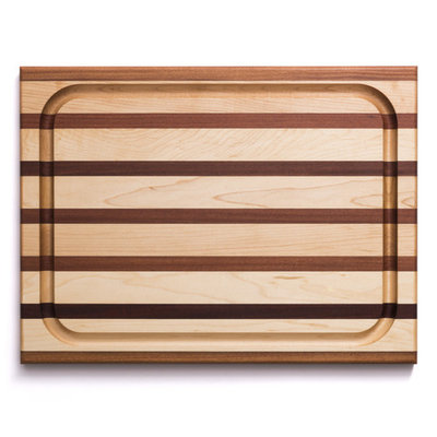 Soundview Millworks Soundview Millworks Small Carving Board Multistripe