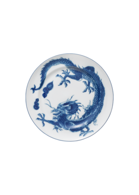Mottahedeh Mottahedeh Blue Dragon Dinner Plate