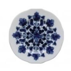 Richard Ginori Richard Ginori Babele Blue Bread Plate - Duchessa