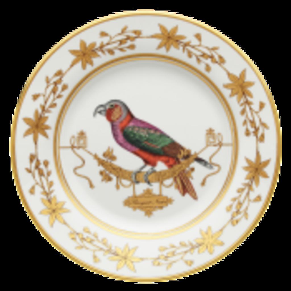 Richard Ginori Richard Ginori Voliere Perroquet Dinner Plate