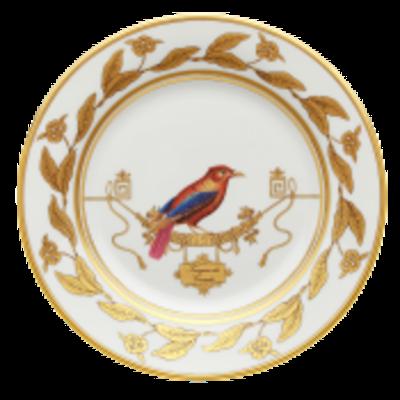 """Richard Ginori Richard Ginori Voliere Tangara Soup Plate 9.5"""""""