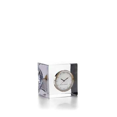 Simon Pearce Simon Pearce Woodbury Clock/Gift Box