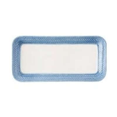 Juliska Juliska Le Panier Hostess Tray White/Delft