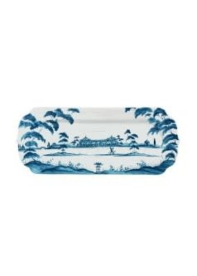 Juliska Juliska Country Estate Hostess Tray Delft 15""