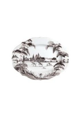 "Juliska Juliska Country Estate 15"" Serving Platter - Flint"