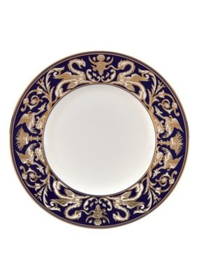 Wedgwood Wedgewood Renaissance Gold Scroll Salad Plate