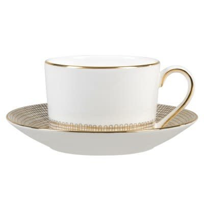 Vera Wang Vera Wang Gilded Weave Tea Cup