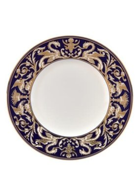 Wedgwood Wedgewood Renaissance Florentine Accent Plate 9""
