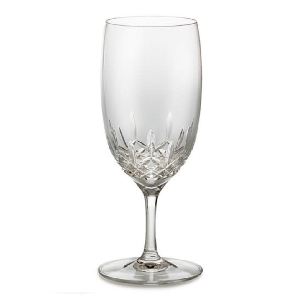 Wedgwood Waterford Lismore Iced Beverage 19oz