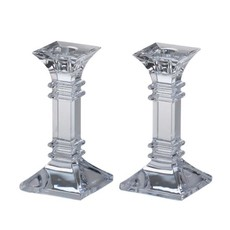 Waterford Waterford Treviso Candlesticks Pair 6in