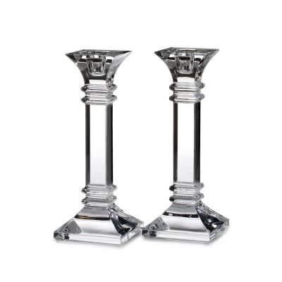 Waterford Waterford Treviso Candlesticks Pair 8in