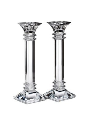 Waterford Waterford Treviso Candlesticks Pair 10""