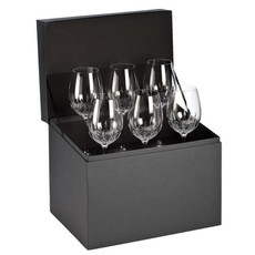 Wedgwood Waterford Lismore Goblets (set of 6)
