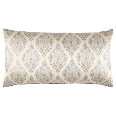 John Robshaw Textiles John Robshaw Chada Bolster Pillow- Insert Sold Separately