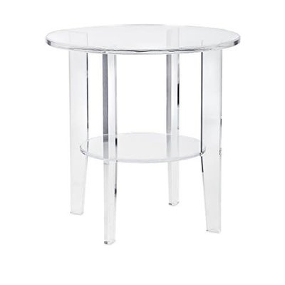 Nakasa Nakasa Estelle Acrylic accent table