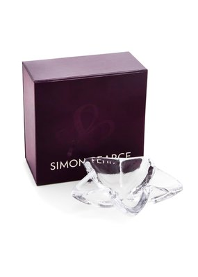Simon Pearce Simon Pearce Star Dish in Gift Box