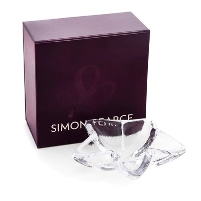 Simon Pearce Simon Pearce Star Dish in Gift Box