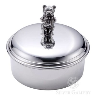 Salisbury Salisbury Teddy Keepsake Box