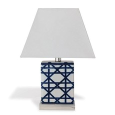 "Port 68 Port 68 Gazebo Navy Mini Lamp (set/2) 17.5"""