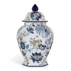 Port 68 Braganza Blue Jar Medium