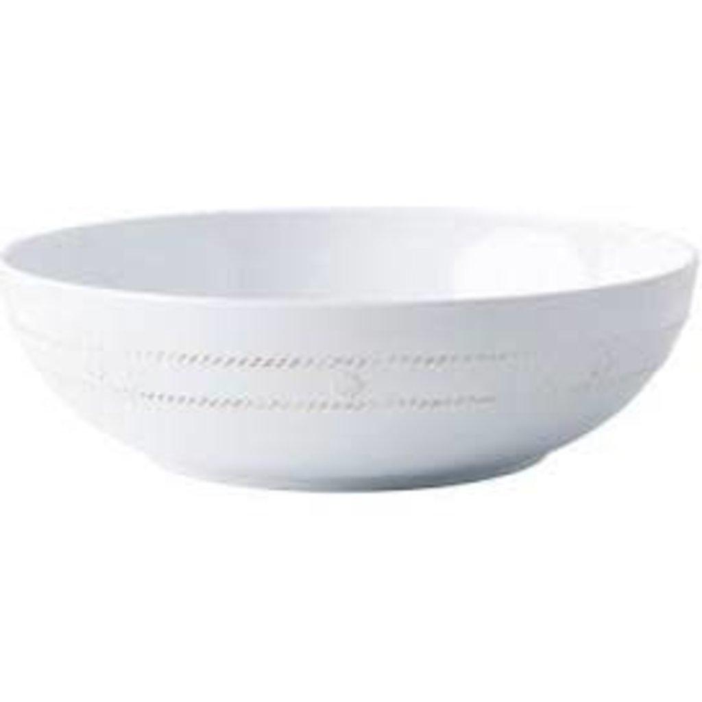 """Juliska Juliska Medium Bowl B&T Melamine Whitewash 12""""W"""