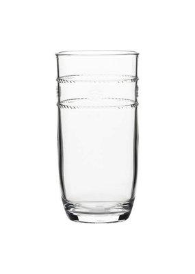 "Juliska Juliska Isabella Large Beverage Acrylic Clear 6""H"