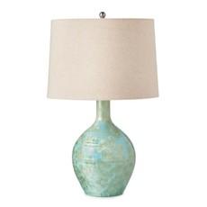 Simon Pearce Simon Pearce Crystalline Lamp (Jade)- Shade Sold Separate