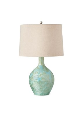 Simon Pearce Simon Pearce Crystalline Lamp (Jade)- Shade Sold Separate