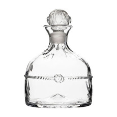 "Juliska Juliska Graham Whiskey Decanter Clear 6""W"