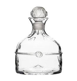 """Juliska Juliska Graham Whiskey Decanter Clear 6""""W"""