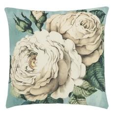 Designers Guild Designers Guild The Rose Swedish Blue Cushion 20x20
