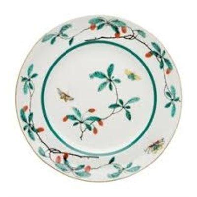 Mottahedeh Mottahedah Famille Verte Dinner Plate