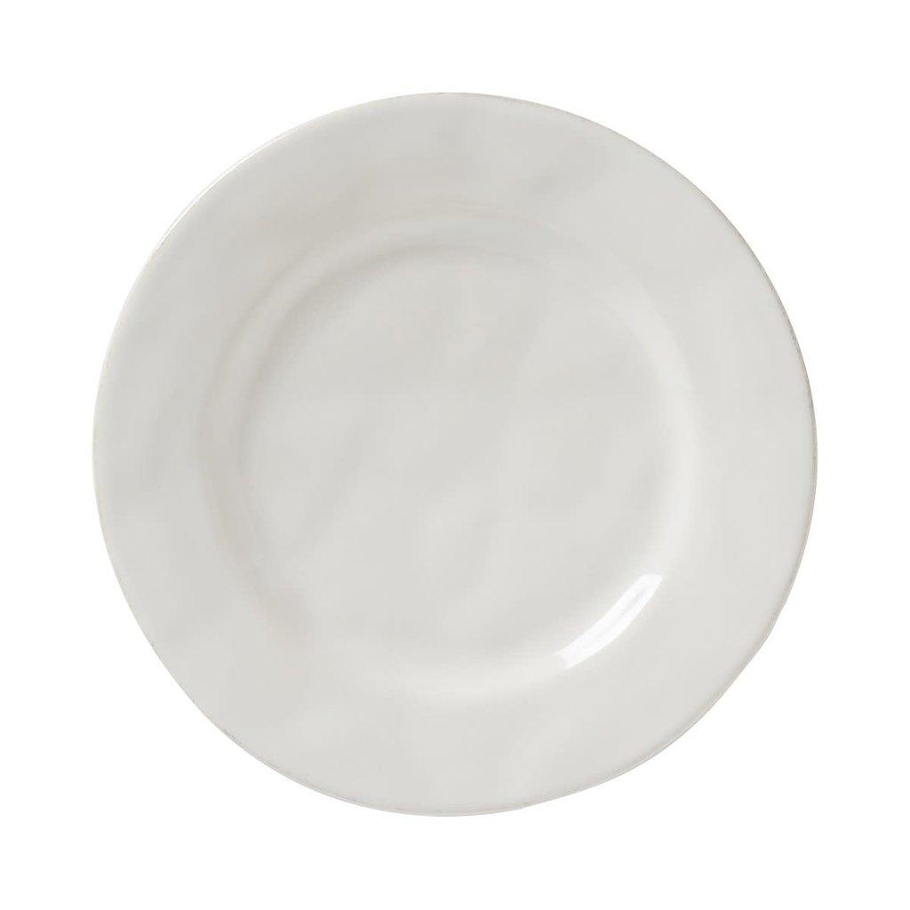 Juliska Juliska Puro Whitewash Dessert/Salad Plate