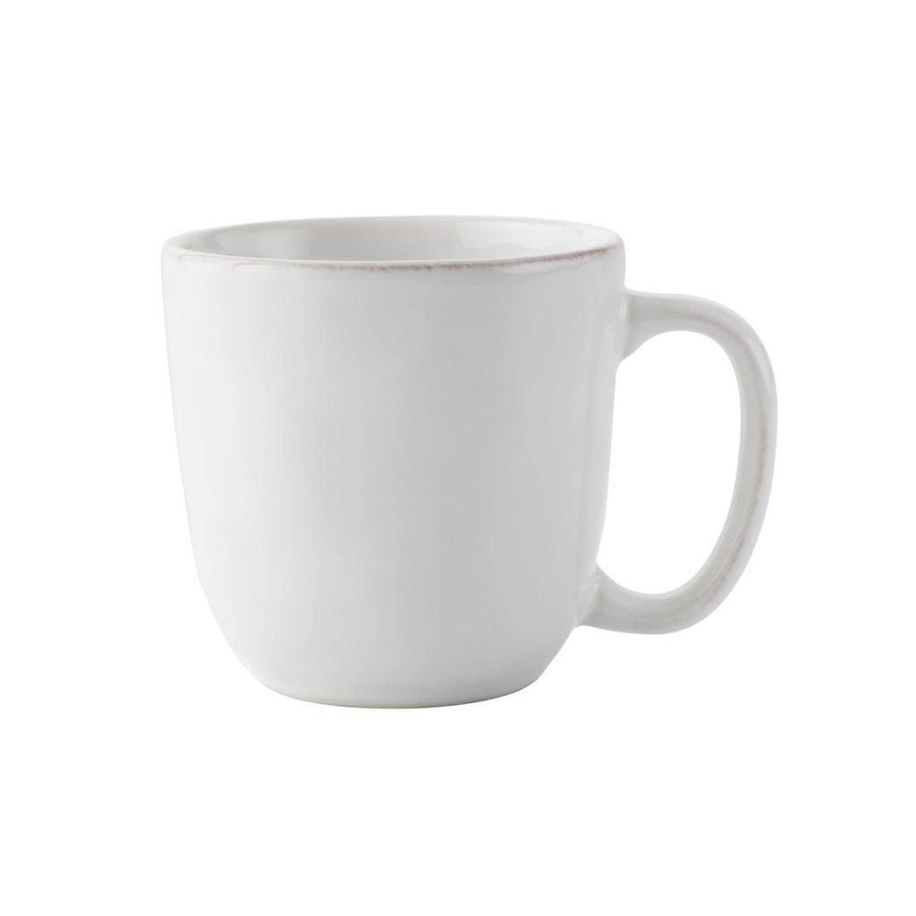 Juliska Juliska Puro Whitewash Coffee Cup