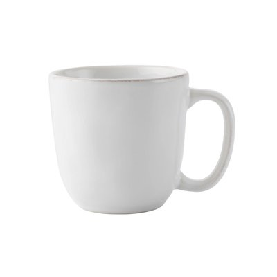 Juliska Juliska Puro Whitewash Coffee Cup