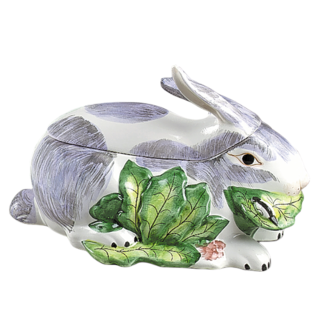 Mottahedeh Mottahedeh Chelsea Rabbit Tureen Small