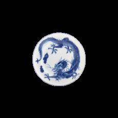 Mottahedeh Mottahedeh Blue Dragon Bread & Butter Plate