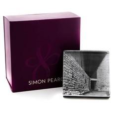 "Simon Pearce Simon Pearce Woodbury Square Photo Block Frame 3.5"""