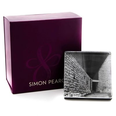Simon Pearce Simon Pearce Woodbury Square Photo Block Frame 3.5""