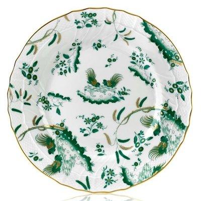 Richard Ginori Richard Ginori Oro di Doccia Dinner Plate - Green