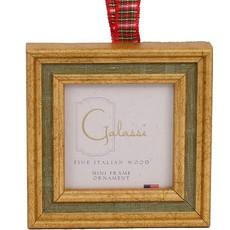 Galassi Galassi Green&Gold Ornament Frame