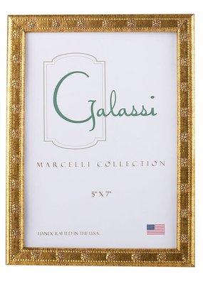 Galassi Galassi Marcelli Frame Thin Gold Daisy 8x10