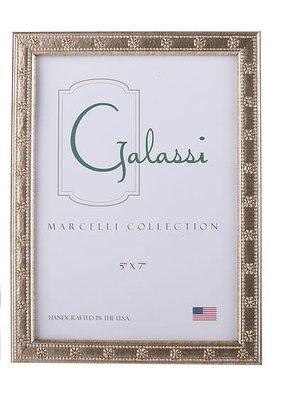 Galassi Galassi Marcelli Frame Thin Silver Daisy 4x6