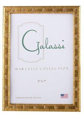 Galassi Galassi Marcelli Frame Thin Gold Daisy 4x6