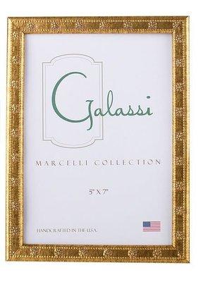 Galassi Galassi Marcelli Frame Thin Gold Daisy 5x7