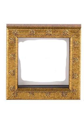 Galassi Marcelli Frame Thin Gold Daisy 4x4