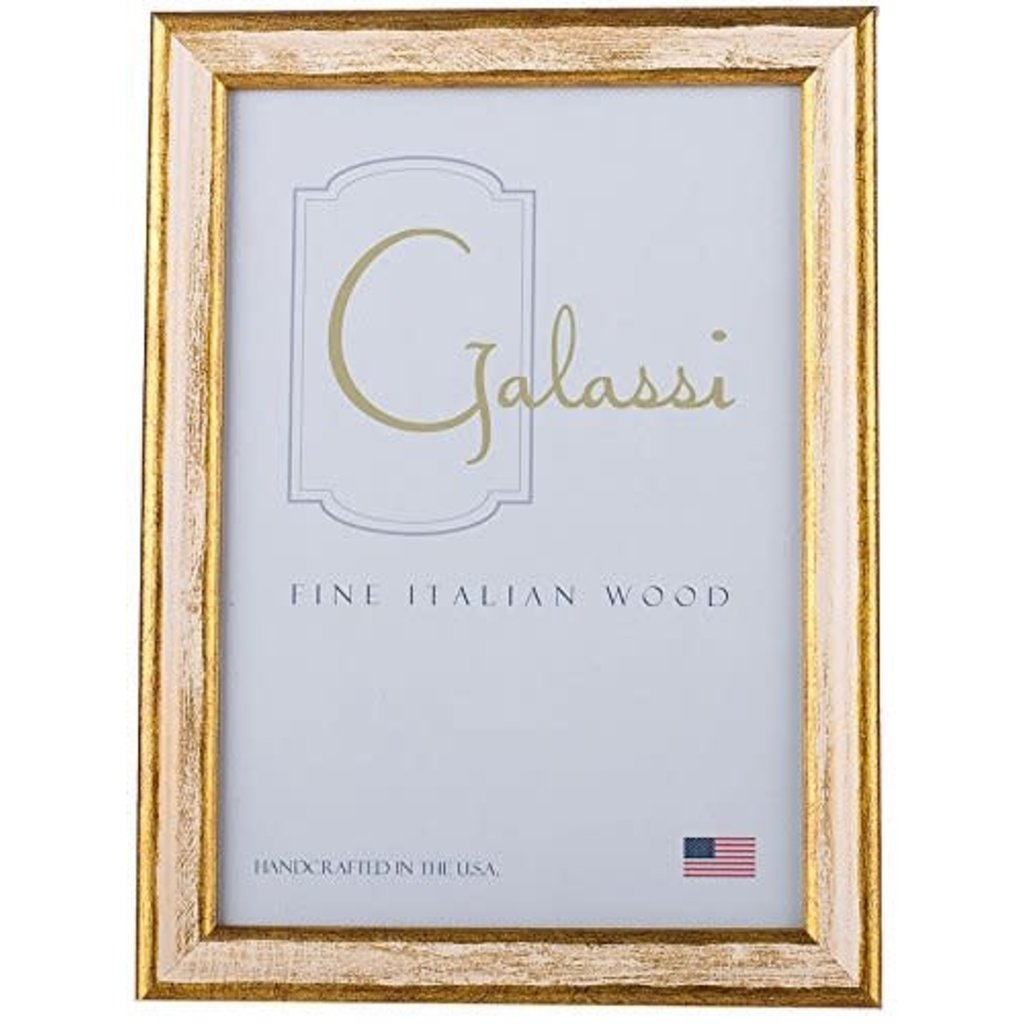 Galassi Galassi Traditional Frame Cream/Gold 5x7