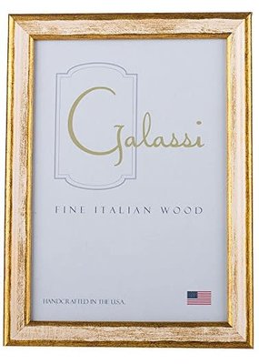 Galassi Galassi Traditional Frame Cream/Gold 4x4