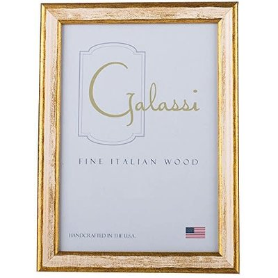 Galassi Galassi Traditional Frame Cream/Gold 4x4